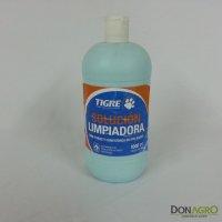 Solución limpiadora TIGRE