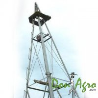 Torre para Molino BRISA 16 pies