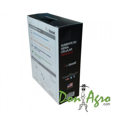 Amplificador de Señal 3G WeBoost Sleek 23db Wilson