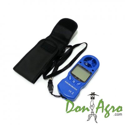 Anemometro Digital 3 en 1 TL300