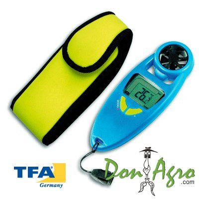Anemometro Digital TFA