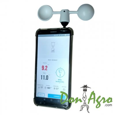 Anemometro para SmartPhone