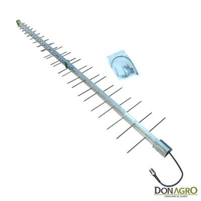 Antena Amplificadora 3g 4g Yagi Full Band 15 DBi
