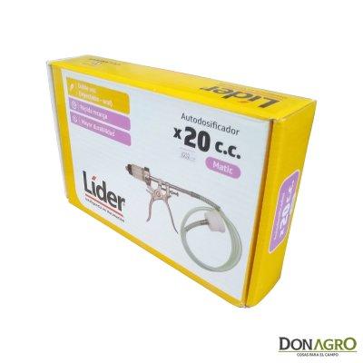 Autodosificador LIDER 20cc