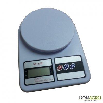 Balanza de precisión hasta 5kg SF-400