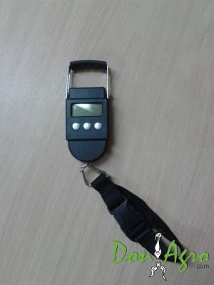 Balanza electronica de colgar hasta 50kg