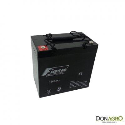 Bateria de Gel 12v 55 Amp.
