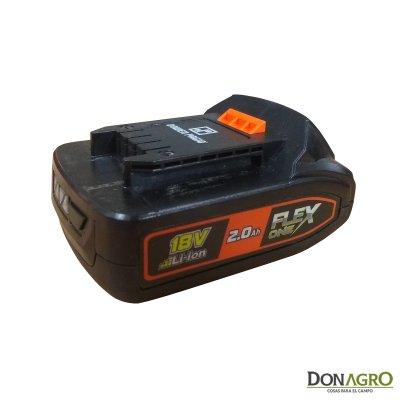 Bateria Dowen Pagio Flex One 18V 2A