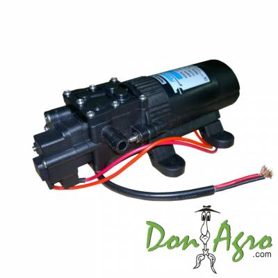 Bomba para agua o Agroquimicos FLOPOWER 12v - 2.6 Lts - 80 PSI