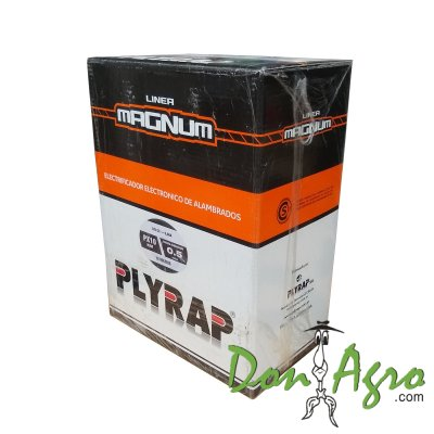 Boyero Electrificador 12v Plyrap 0.5j 10km