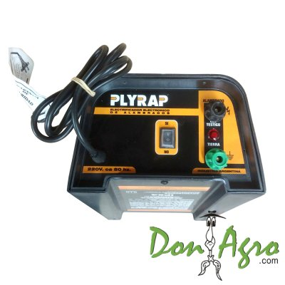 Boyero Electrificador 220v Plyrap 1.10j 20km