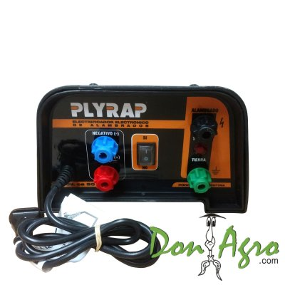 Boyero Electrificador Dual Plyrap 1.8j 40km