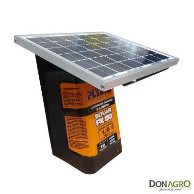 Boyero Electrificador Solar con Bateria Plyrap 1.5j 50km
