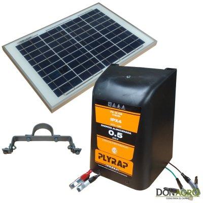 Boyero Electrificador Solar Plyrap ENERTIK 0.5j 10km