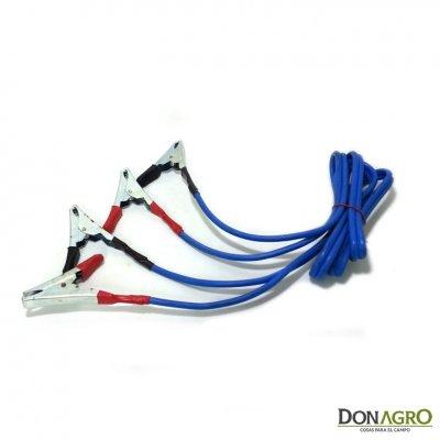 Cable de arranque 3m 120 Amp.