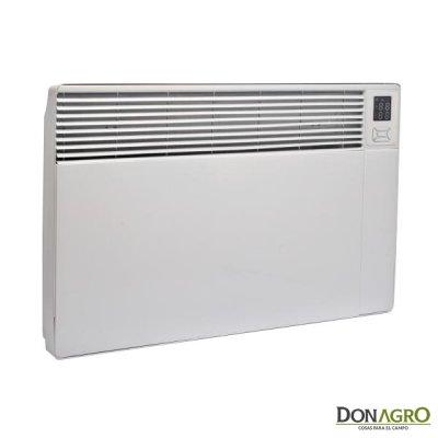 Calefactor Electrico Clever con termostato y control remoto