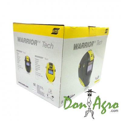 Careta Fotosensible Warrior Tech