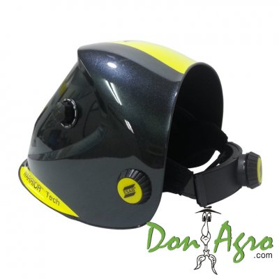 Careta Fotosensible Warrior Tech