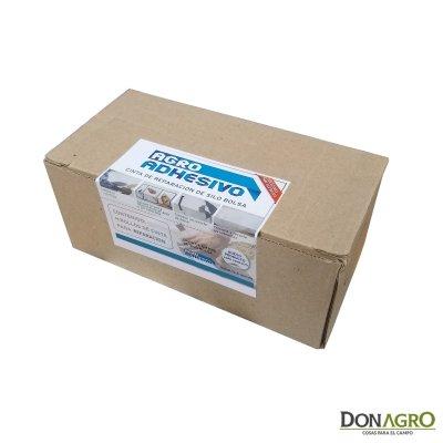 Cinta para reparación de silo bolsa Agro Adhesivo (caja)