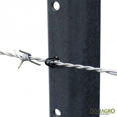 Clip para poste Facon Acindar Bolsa x 500 unid.