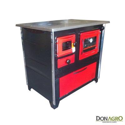 Cocina de leña N°2 Hidro Supreme Box HFS2