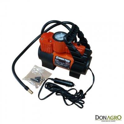 Compresor portatil 12v 10 bar Dowen Pagio