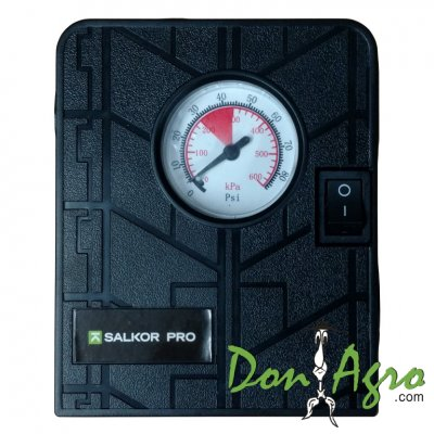 Compresor Salkor 12v 4A  para auto o moto