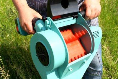 Cosechadora de Muestras Portatil Delver Agro Mini D-401
