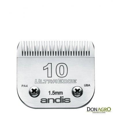 Cuchilla Andis N°10 UltraEdge 1.5mm