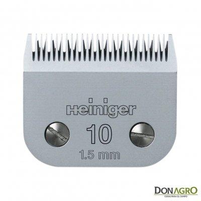 Cuchilla Heiniger Saphir N°10 1.5mm