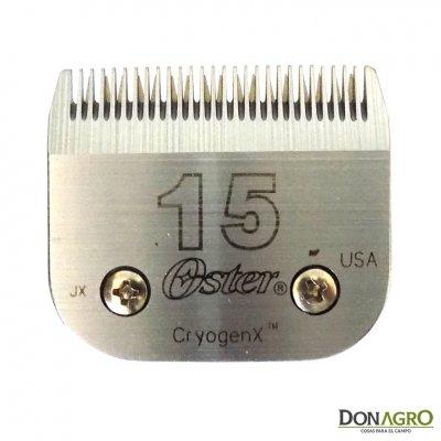 Cuchilla Oster N°15 1.20mm