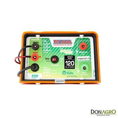 Electrificador Dual Picana 120km 4.6j