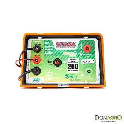Electrificador Dual Picana 200km 9.2j