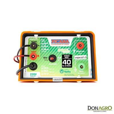 Electrificador Dual Picana 40km 1.08j