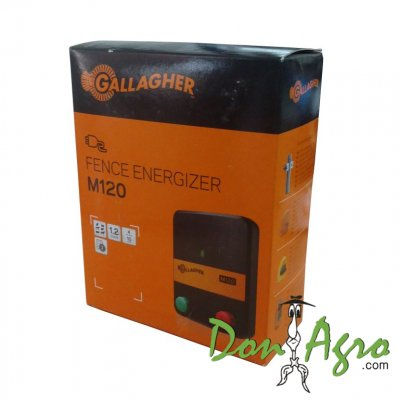 Electrificador Gallagher 220v 40km 1.2 joules