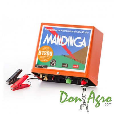 Electrificador Mandinga 12v 200Km 9.2jj