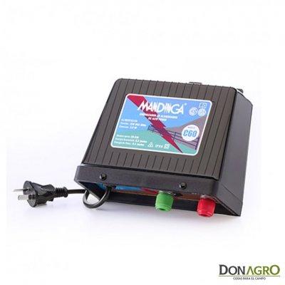 Electrificador Mandinga 220v 20Km 0.35j