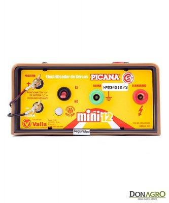 Electrificador Picana 12v 20km 0.35j