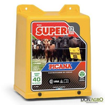 Electrificador Picana 12v 40km 1.25j