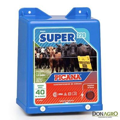 Electrificador Picana 220v 40Km 1.25j