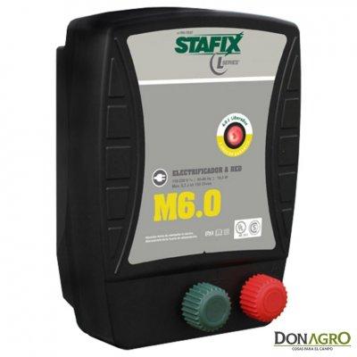 Electrificador Stafix 220v 150km 6,0j