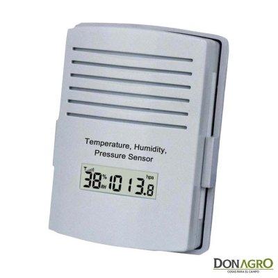 Estación meteorológica Daza DZ-HP 2000 WIFI Solar Remota