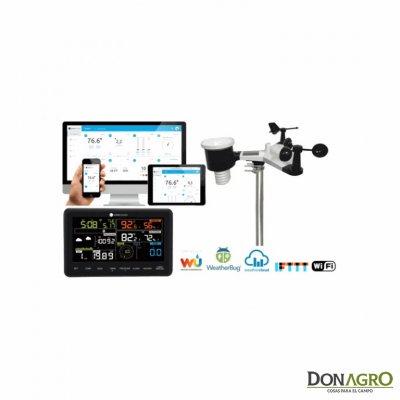 Estación meteorológica Daza DZ-WH 2900 WIFI Solar Remota