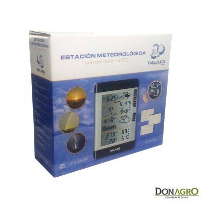 Estacion meteorologica Galileo WS3200 USB