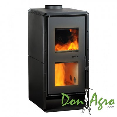 Estufa a leña Bosca ECO FLAME 360 9.458 Kcal