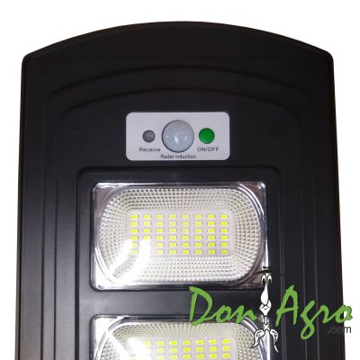 Farola Solar Luminaria LED 90w
