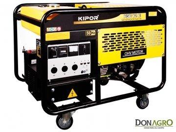 Generador Kipor KGE12E