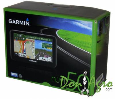 GPS Garmin Garmin Nuvi 50