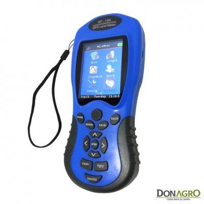 GPS NF-198 Area, Temperatura y Humedad