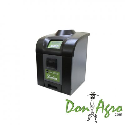 Higrómetro Delver HD-1023 Sin Impresora